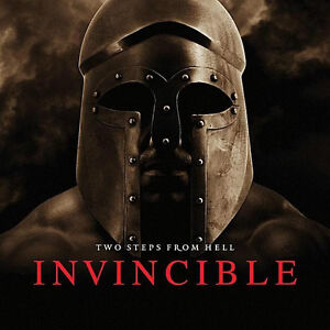 Invincible Par Two Steps From Hell (CD-2011) Neuf