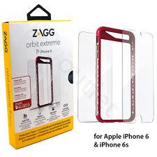 Zagg Orbite Extrême Coque/Housse+protection invisible Protège Écran iPhone 6S