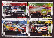 AUSTRALIE 2012 voiture at Bathurst bloc de 4 très bien utilisé