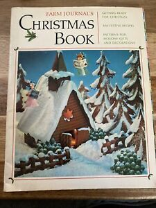 FARM JOURNAL CHRISTMAS BOOK 1970 - CRAFTS RECIPES ART PROJECTS FUN THINGS
