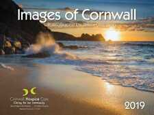 Cornwall Images Bespoke Cornish Charity Calendar 2019.  Organiser Diary Events