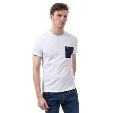 T-shirts blancs Lyle & Scott pour homme