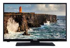 Telefunken XH28D101 LED Fernseher 28 Zoll HD TV Triple-Tuner DVB-T2/-C/-S2 CI+