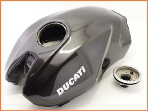2002 DUCATI MONSTER S4 MS4 Genuine Fuel Gas Tank ppp