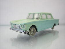 Plastic Polistil Fiat 1300 No. 40 1/41 Scale Mint Green Good Used Condition Rare