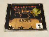 Live Overcome CD single ['Proceeds donated to Rudy Giuliani Twin Towers Fund']