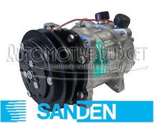 Upgraded A/C Compressor w/Clutch for Ferrari 208 Turbo 288 GTO 308 328 & F40