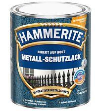 Hammerite Msl Hammerschlag 750ml schwarz
