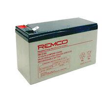 Remco RM12-6W Batteria ermetica al piombo 12V 6Ah slim