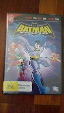 Batman - The Brave And The Bold : Season 2 : Part 1 : Vol 2 (DVD, 2011)