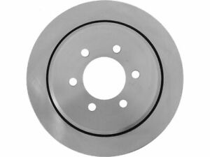 For 2003-2006 Ford Expedition Brake Rotor Rear API 55131TV 2004 2005 OEF3