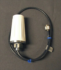 MOBILE MARK SURFACE MOUNT MULTIBAND ANTENNA 694-894// 1650-2700// 1575.42MHZ