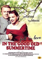 IN THE GOOD OLD SUMMERTIME DVD, BRAND NEW Judy Garland
