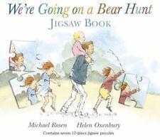 We're Going on a Bear Hunt: Jigsaw Book