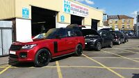 Reconditioned Engine Supply and Fit! Range Rover Sport 2.7 TDV6 Diesel