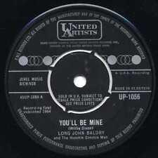 "LONG JOHN BALDRY ""YOU'LL BE MINE"" ORIG UK 1964 R&B ROD STEWART M-"