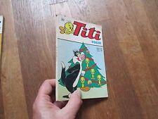 PETIT FORMAT BD TITI POCHE 36 sage 1976 avec le cavalier inconnu