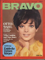 BRAVO Nr.4 vom 20.1.1969 mit Beilage, Tom Jones, Mary Hopkin, Uschi Glas Hollies