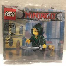 NEW Authentic Ninjago Movie School Lloyd Lego Minifigure Polybag Sealed