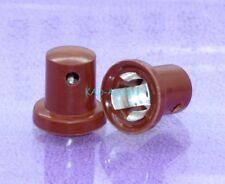1pc Red Bakelite Vacuum Tube Anode Caps for EF37 6J7 Audio Valve Base Amps