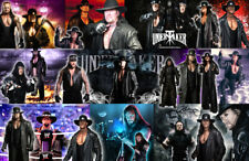 THE UNDERTAKER (WWE) Collage Poster