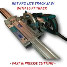 IMT PRO LITE Makita motor Rail, Track Saw kit with 16 Ft track