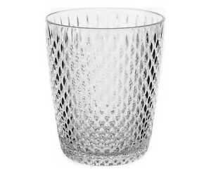 Bicchiere in Plastica (Polistirene) Trasparente Diamantato Danille 300 ML