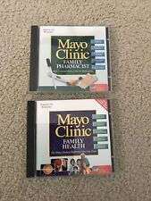 Mayo Clinic Lot of 2 Pc Medical Reference Cd's