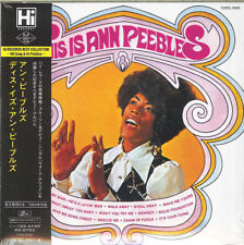 ANN PEEBLES-THIS IS ANN PEEBLES-JAPAN MINI LP CD F30