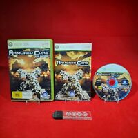 Armored Core: For Answer - Microsoft Xbox 360 PAL Game *BellaRoseCollectables*