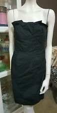 Kookai dress.Sz38/S.Black strapless boned bodice.Fully lined.Excellent cond