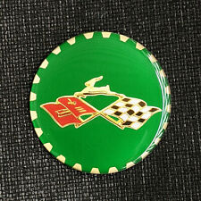 Goldgreen Impala Zenith Wire Wheel Chips Emblems Decals Set Of 4 Size 225in