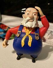 1999 Mattel Disney Toy Story 2 Roundup Gang PROSPECTOR STINKY PETE Action Figure