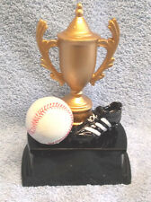 full color Baseball trophy resin 3D cup Rct01 by Marco