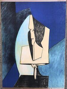 Gianni Dova - Grande Litografia 1978