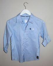 TARGET Brand Boys Blue Long Sleeve Shirt Top Size 10 BNWT  #BOY1