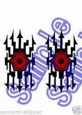 Temporary Tattoo Final Fantasy 13 Serah Farron Cosplay Costume A