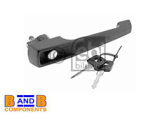 MERCEDES G-CLASS T1 VAN 601 602 FRONT OUTER DOOR HANDLE + KEY 6707600159 A827