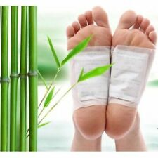 20PCS/lot Kinoki Detox Foot Patch Bamboo Pads Patches With Adhersive Foot Care