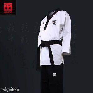 MOOTO Poomsae WTF Dan Uniform (Male) Taekwondo Dobok TKD TAEBEK