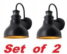 Home Decorators Outdoor LED Motion Sensor Wall Barn Light Sconce Lantern Lights