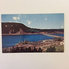 The Canso Causeway Cape Breton Island Nova Scotia Unposted Postcard