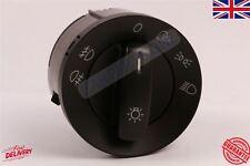 HEADLIGHT LIGHT LAMP CONTROL SWITCH FOR VW GOLF JETTA PASSAT TIGUAN NEW ITEM