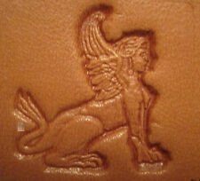 Craftool - Tandy Leather 3D Stamp - 8647-00 Sphinx (Right) - New