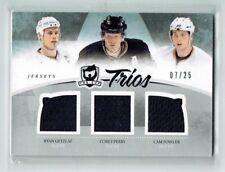 10-11 UD The Cup Trios  Ryan Getzlaf--Corey Perry--Cam Fowler  /25  Jerseys