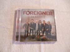 "Foreigner ""Classics"" 2012 cd Ear Music Records 16 Tracks"
