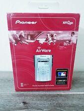 Pioneer AirWare Xm2Go Portable Xm Satellite Radio Receiver w/ Accessories Tested
