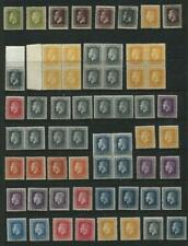 More details for new zealand: george v examples - ex-old time collection - album page (43068)