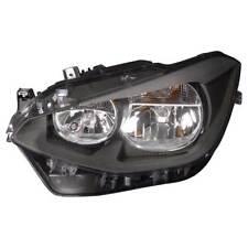 Hella Headlamp Headlight Halogen Left Passenger Side BMW 1 Series F20 F21 E82
