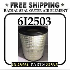 "NEW OTHER ""AS-IS"" RADIAL SEAL OUTER AIR ELEMENT for Caterpillar 6I2503 612503"